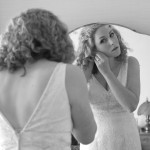 Saying No (aka: what being late to my wedding taught me)