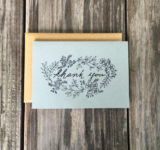 5 tips for writing your wedding thank you notes