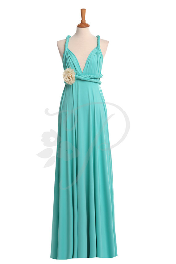 turquoise bridesmaid dress nz