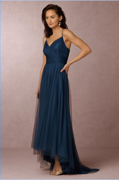 Brinkley Bridesmaid Dress - Teal