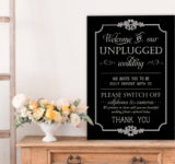 Having an unplugged wedding? 5 things to consider
