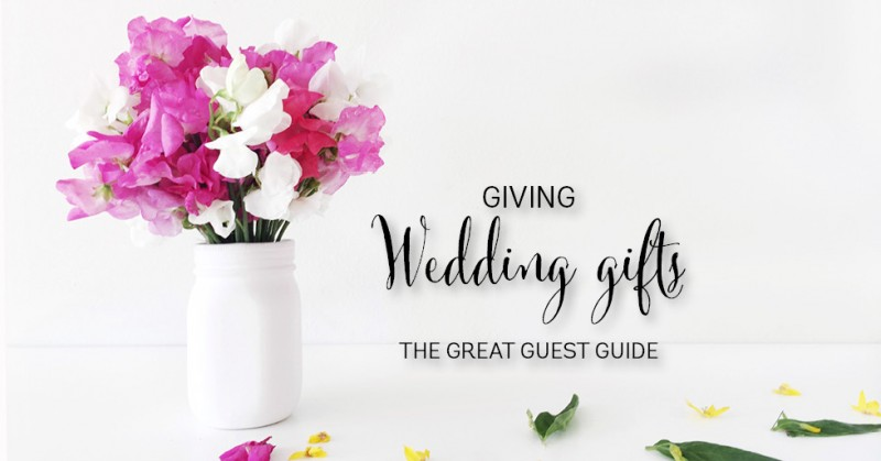 Wedding Gift Etiquette Faqs Southern Bride