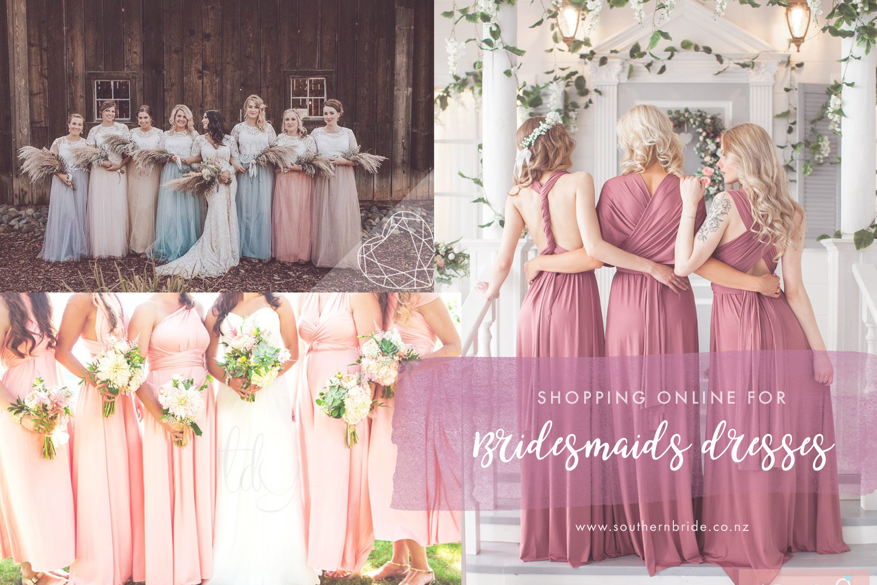 1d5cd4a17eb Online Bridesmaid Dress Shopping - Southern Bride